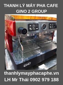 Thanh LýMáy Pha Cafe Chuyên Nghiệp Gino 2 group.