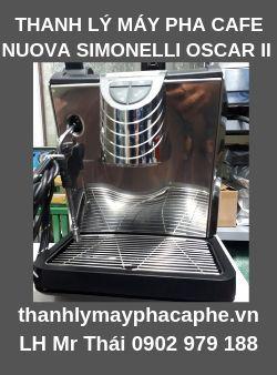 Thanh LýMáy Pha CafeNUOVA SIMONELLI OSCARII.
