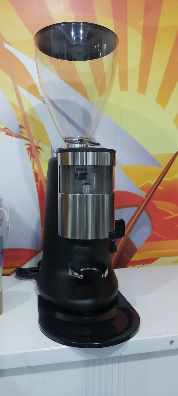 Thanh lý máy xay cà phê cũ đã qua sử dụng Carimali C5 - Thương hiệu Ý - Mới 95%.