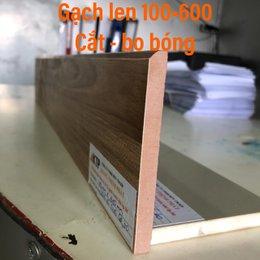 Cắt gạch len tường 100*600