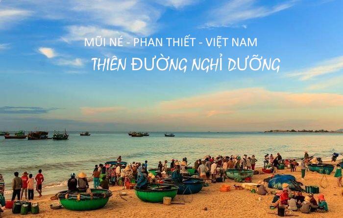 TOUR 2 NGÀY 1 ĐÊM SÀI GÒN - PHAN THIẾT - HỒ CHÍ MINH - TOUR RIÊNG