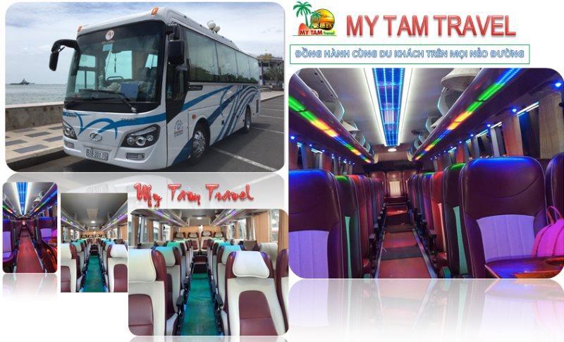 Thuê Xe  Sài Gòn Đi Mũi Né Phan Thiết - My Tam Travel