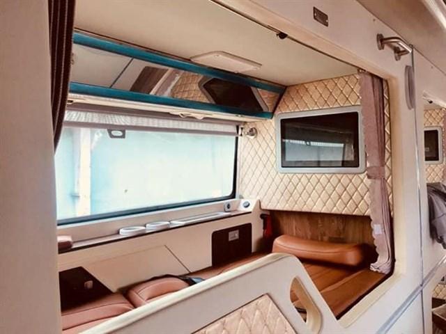 Xe Limousine Giường Nằm, Xe Phòng Nằm Hạng Sang. Các Tuyến Bắc Nam