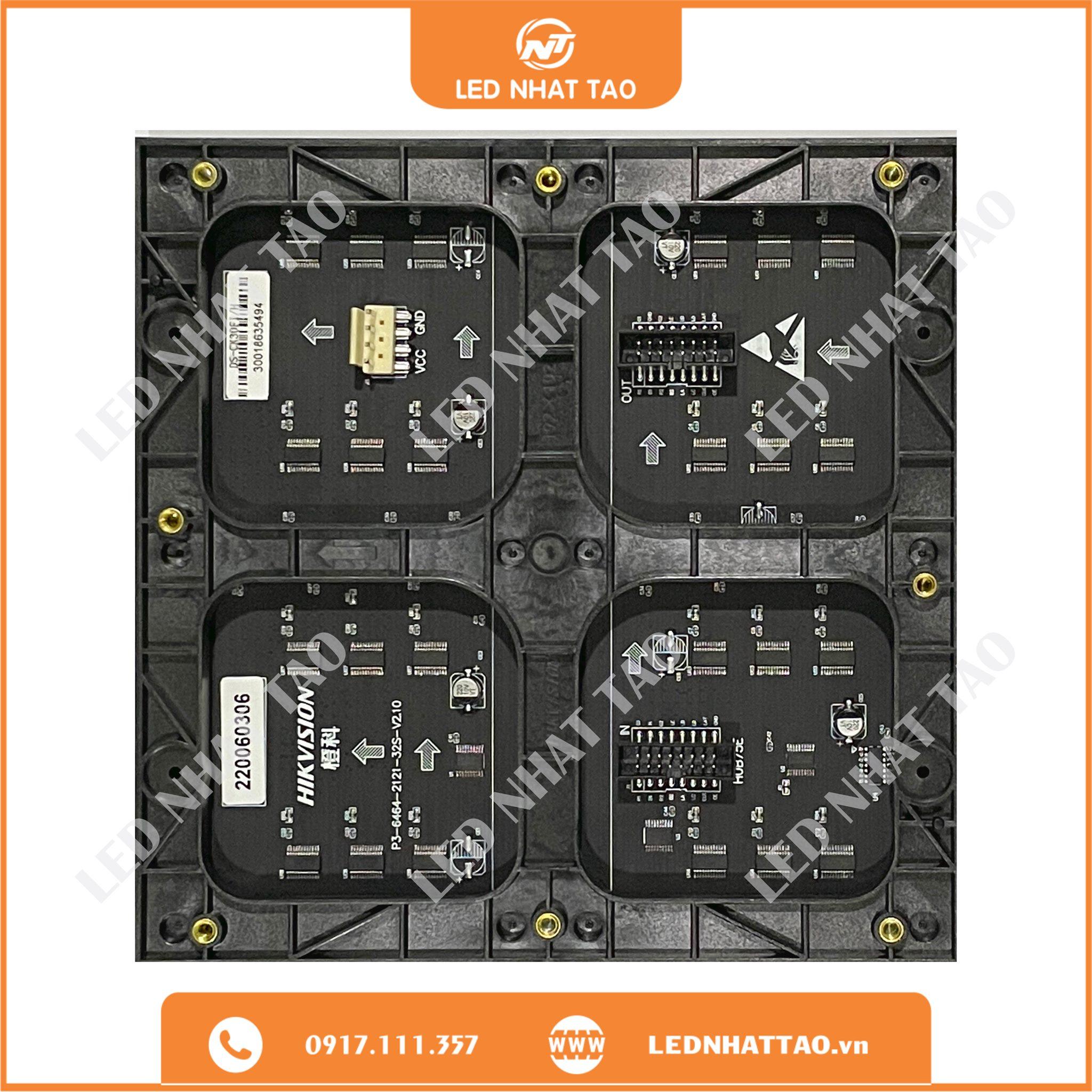Module P3 indoor cao cấp Hikvision