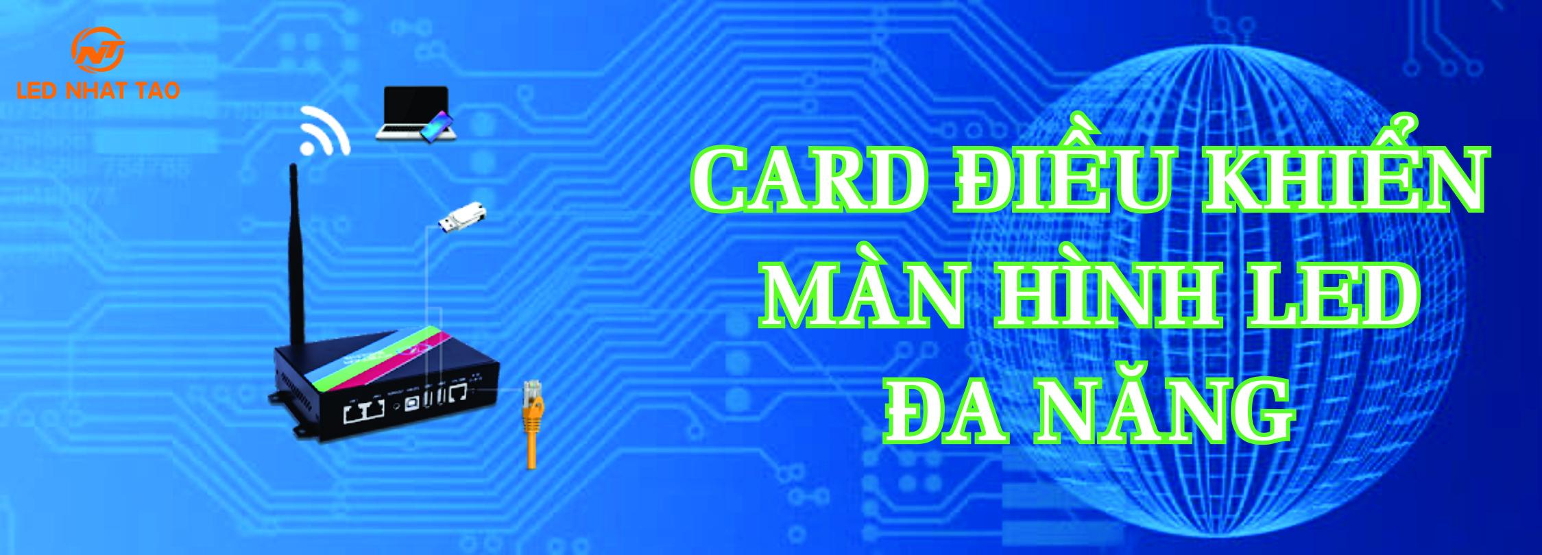 Card điều khiển