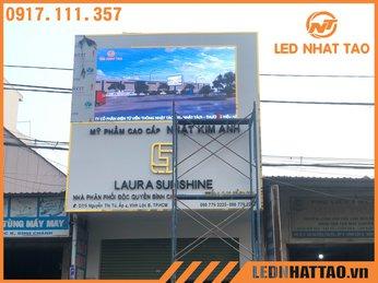 Màn hình LED ngoài trời tại Công ty mỹ phẩm Nhật Kim Anh