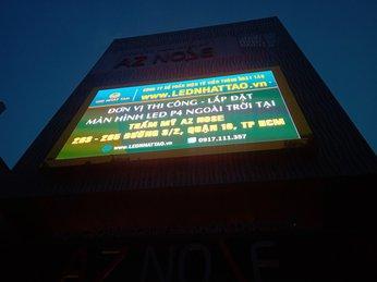 Màn hình LED P4 ngoài trời tại Phòng khám thẩm mỹ AZ NOSE