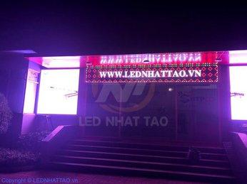 Màn hình LED P5 ngoài trời tại Khu Công Nghệ Cao