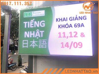 Màn hình LED P5 tại SaiGon Language