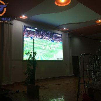 Màn hình LED P5 Tại nhà hàng Phương Dung – Kontum