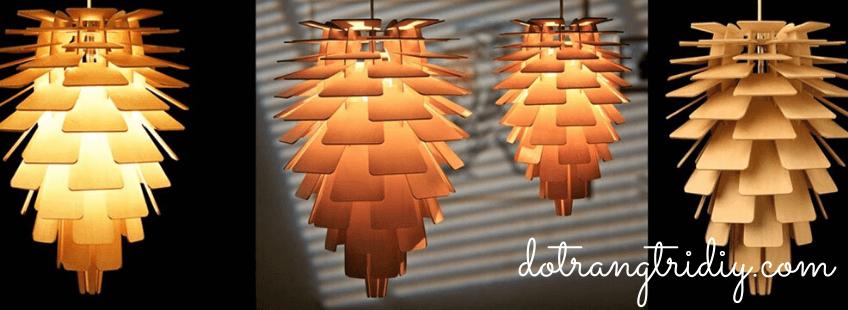 đèn trang trí  DIY Home Decor