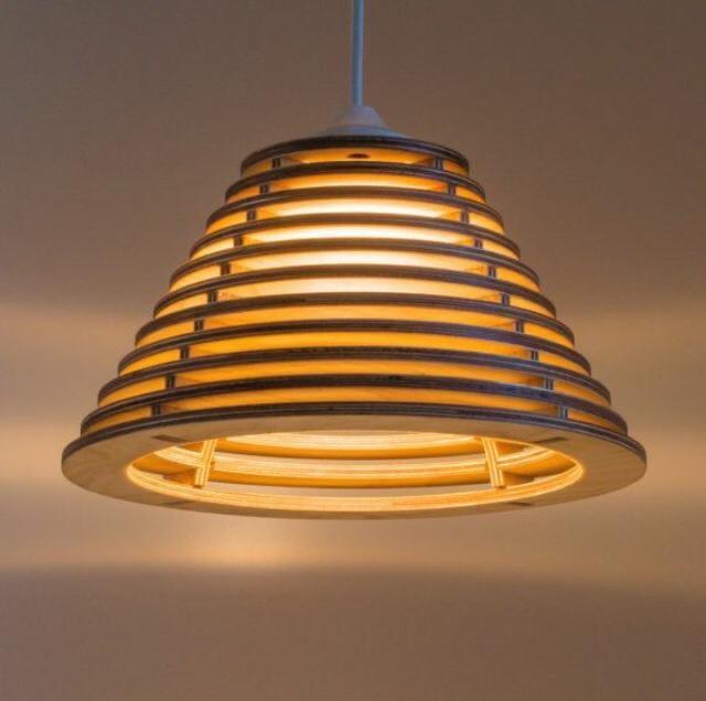 Đèn gỗ trang trí  LS3018