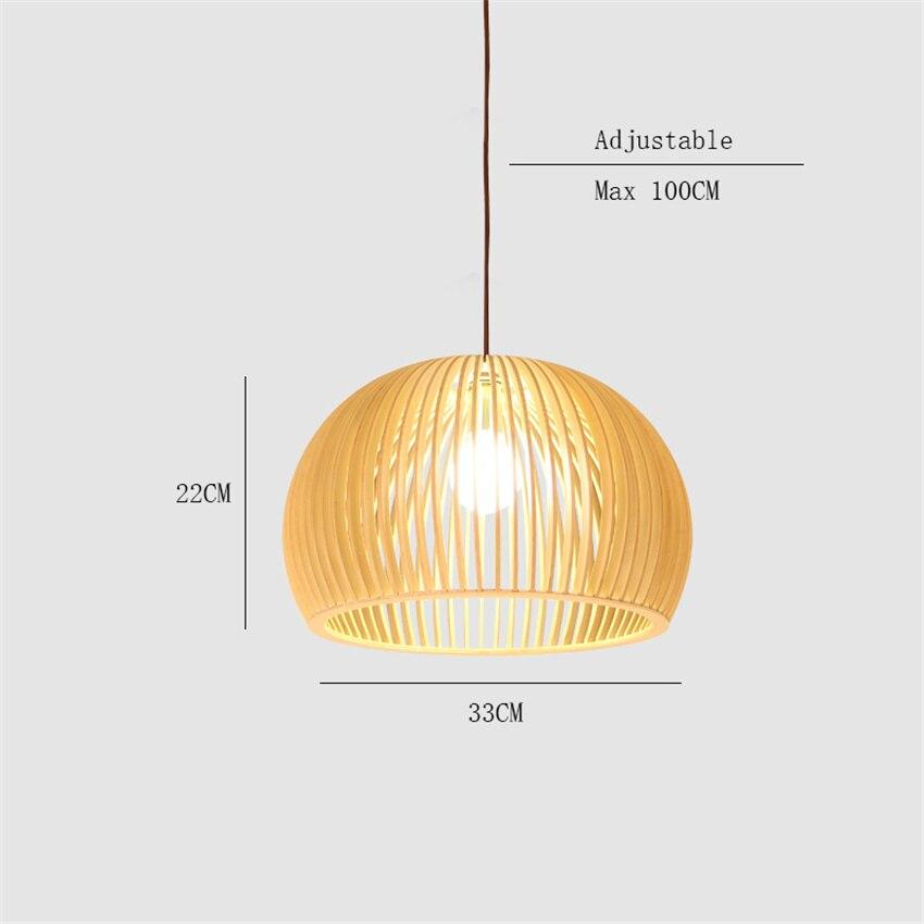 Đèn gỗ trang trí LS041302-1