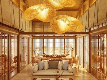 [Top] Địa chỉ bán đèn gỗ, đèn mây tre đan, đồ decor tại Tp.HCM
