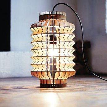 Đèn gỗ trang trí  LS2550