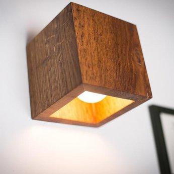 Đèn gỗ trang trí ốp tường LS1414