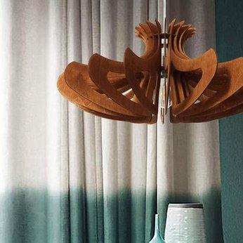 Đèn gỗ trang trí LS5225