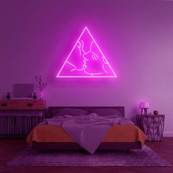 Led Neon Sign AESTHETE