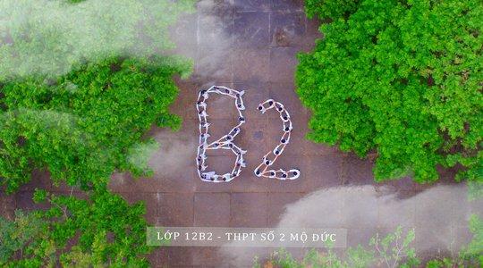 Kỷ Yếu 12B2 THPT Mộ Đức 2