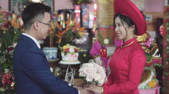 Phóng sự cưới - Ngọc & Quang
