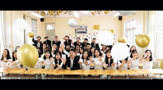 [MV KỶ YẾU] Kỷ Yếu 12A1 THPT Trần Phú