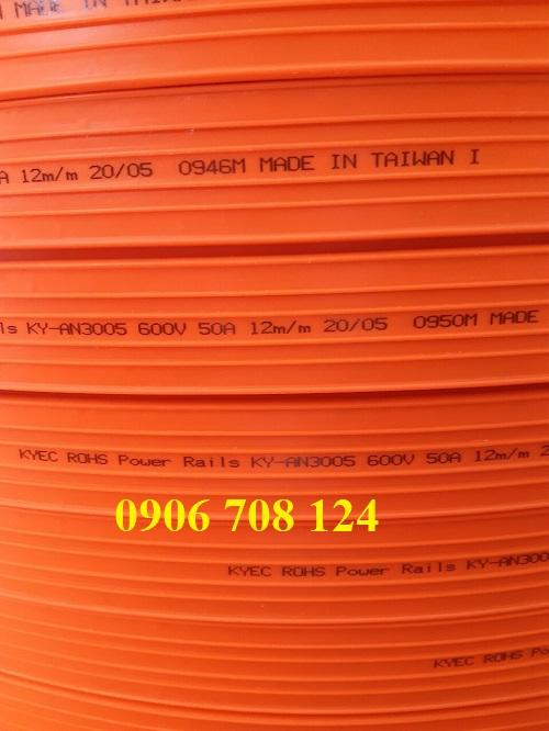 Ray điện cầu trục 6P-50A