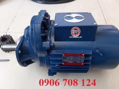 Động cơ dầm biên cầu trục 1.5 kw SUNGDO