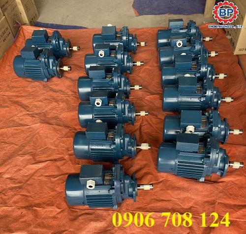 Động cơ dầm biên cầu trục 0.75 kw SUNGDO