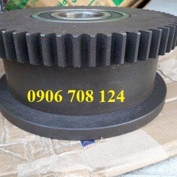 Thay thế bánh xe dầm biên đường kính 217 mm M3.5