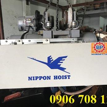 Palang Nippon Nhật cũ 2.8 tấn kho xi măng