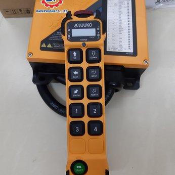 Tay bấm điều khiển từ xa cầu trục 10 nút K1000