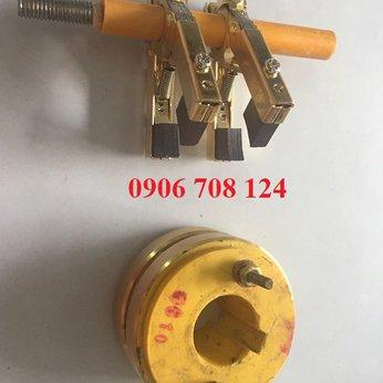 Cổ góp điện 2 pha đường kính 25x65 mm
