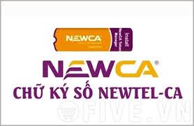 CHỮ KÝ SỐ NEWCA - ký tờ khai thuế, hóa đơn điện tử, hải quan, BHXH