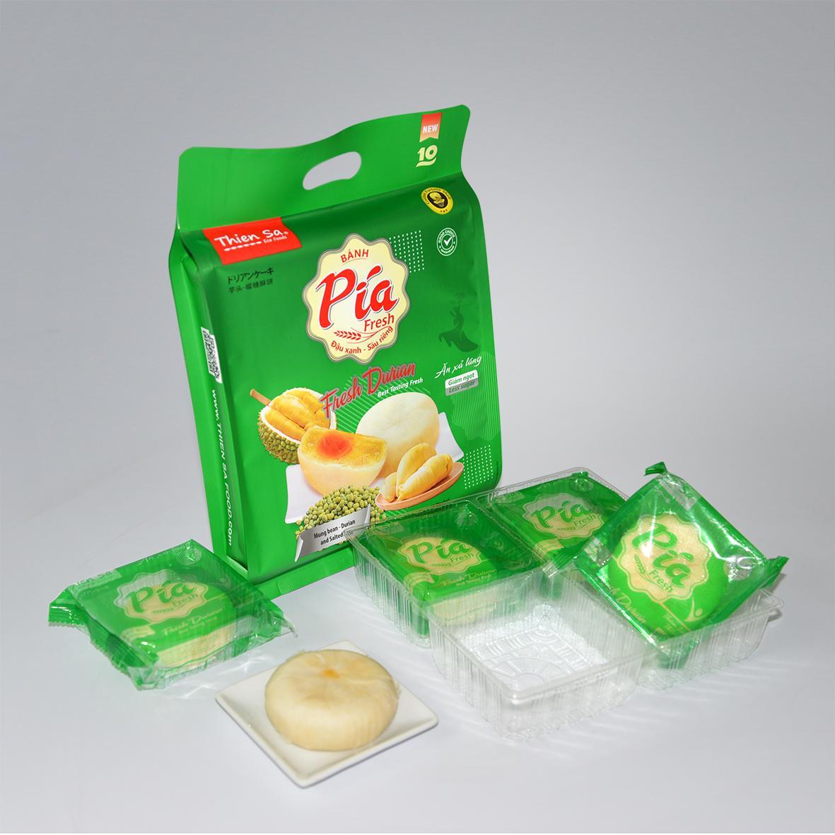 Bánh Pía sầu riêng tươi Ri6 - số 10