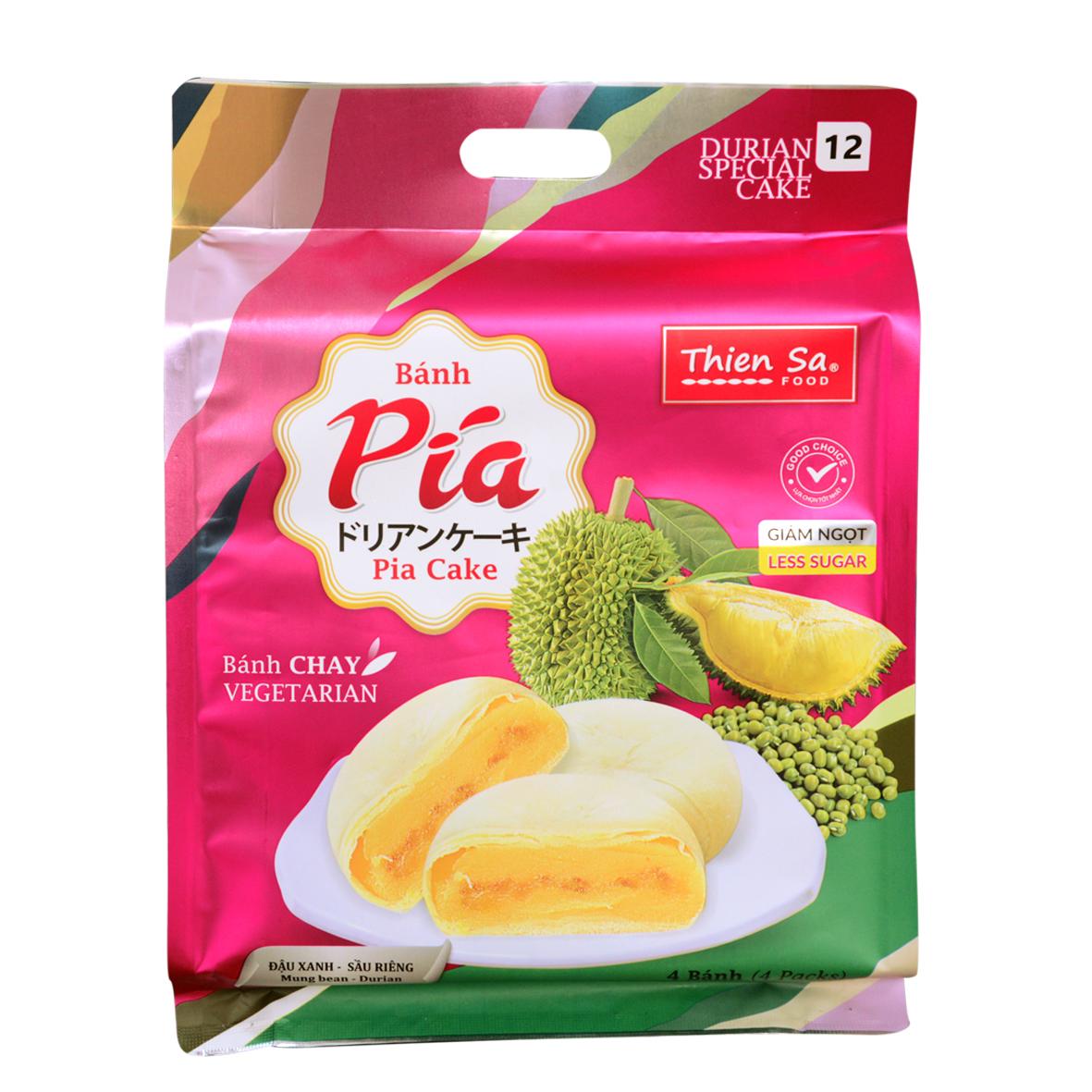 PIA cake - Duria