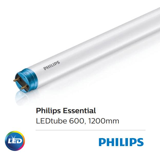 Bóng đèn Led tuýp 1m2 Philips ESSENTIAL LEDtube 14.5W T8