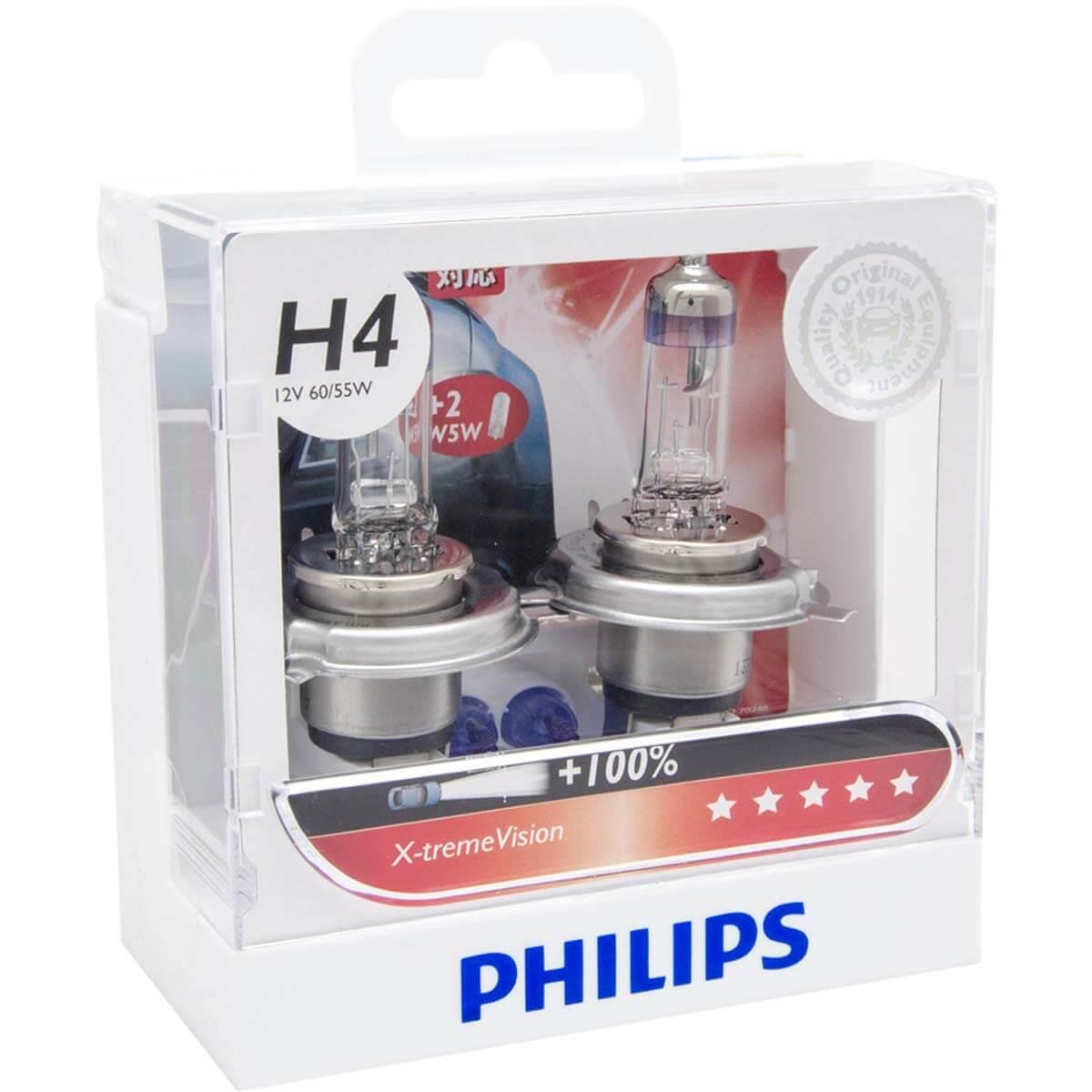 H4 12342 100 B 243 Ng đ 232 N Pha M 244 T 244 Philips Halogen H4