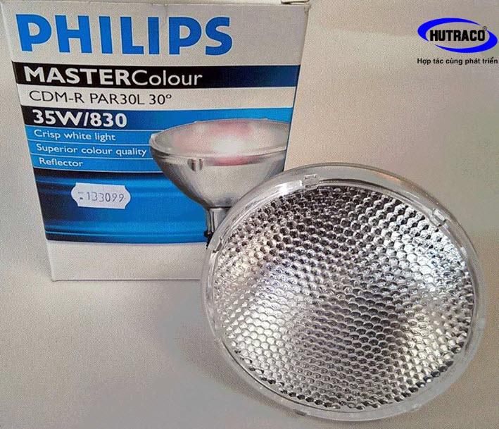 Bóng cao áp Philips MASTER CDM-R 35W/830 E27 PAR30 30D 1CT