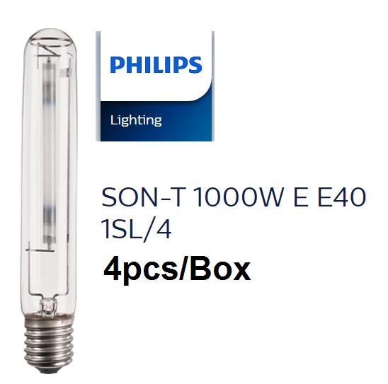 Bóng đèn cao áp Philips Sodium SON-T 1000W E E40 1SL/4