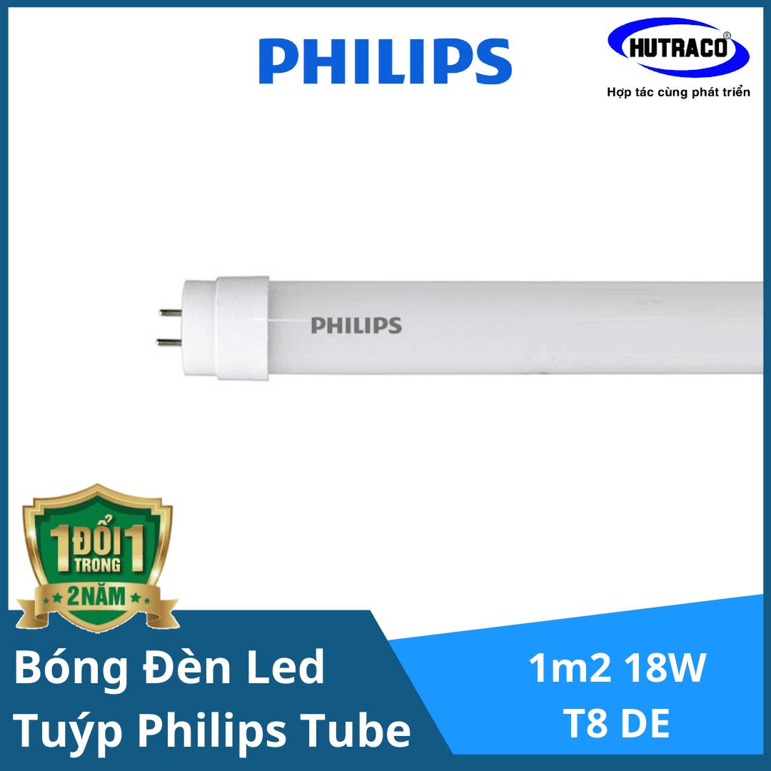 20 Bóng đèn Led tuýp Philips T8 LEDtube DE 1200mm 18W 765