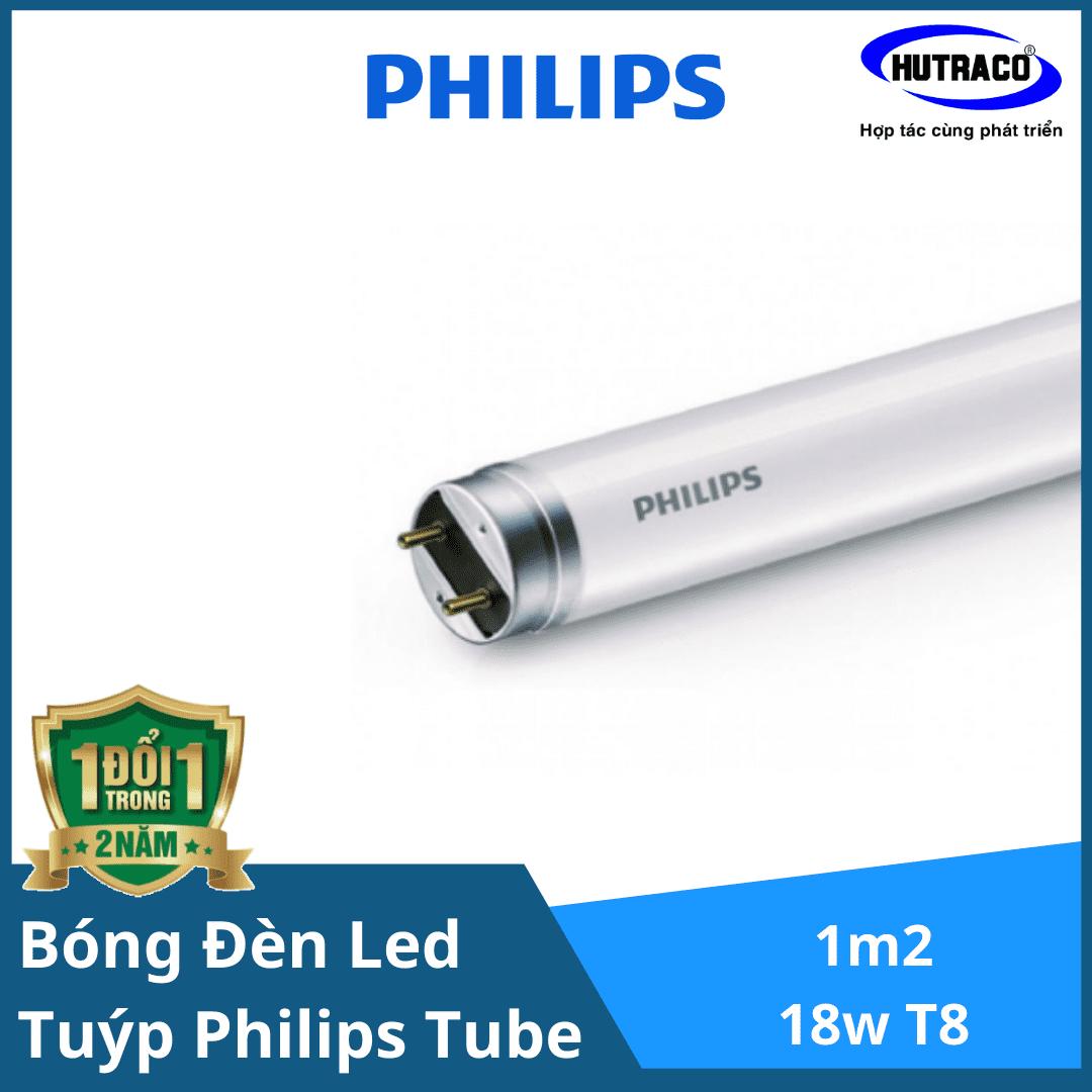 Bóng đèn Led tuýp Philips LEDtube 1m2 18w T8