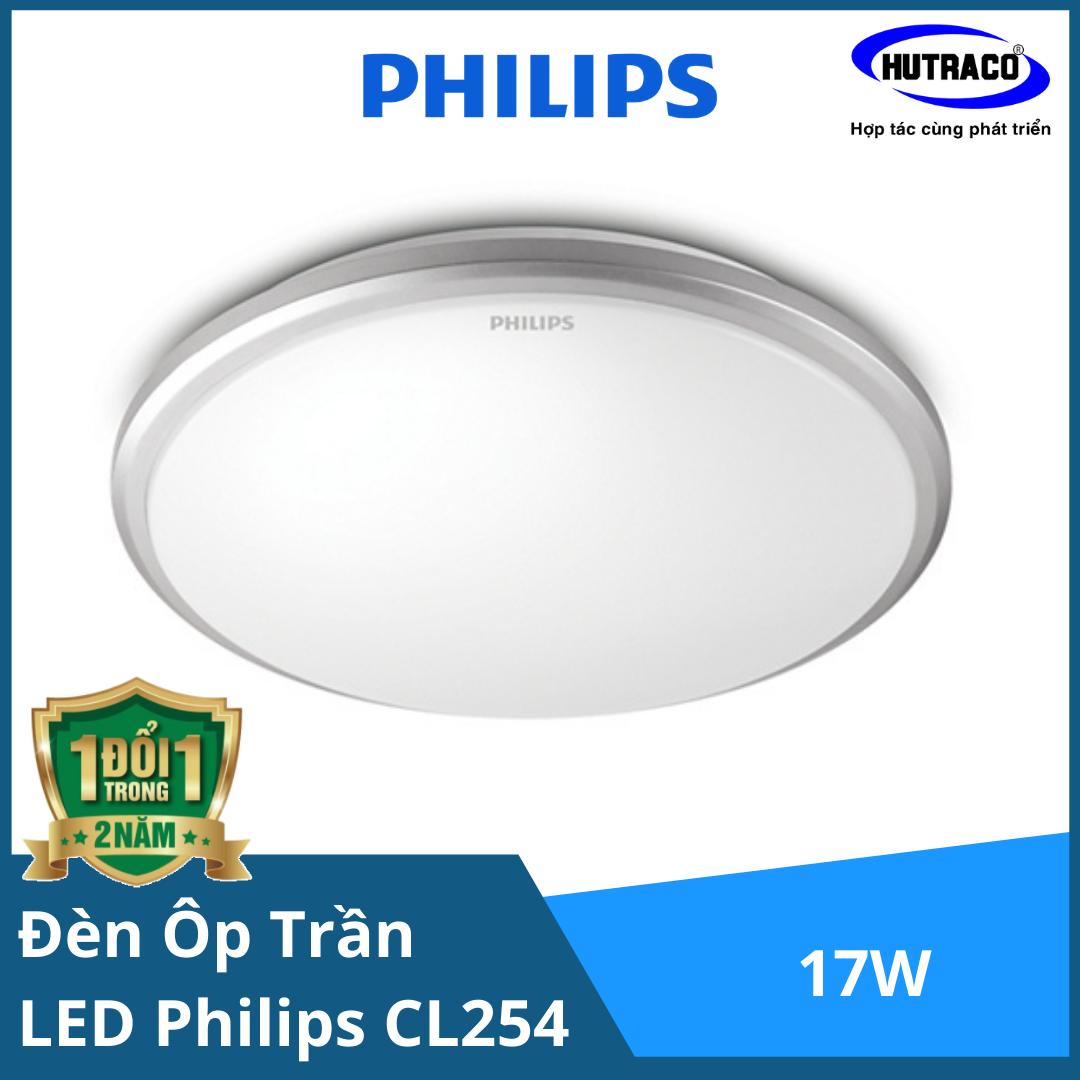 Đèn ốp trần LED Philips CL254 EC RD 17W HV 02 LED CEILING
