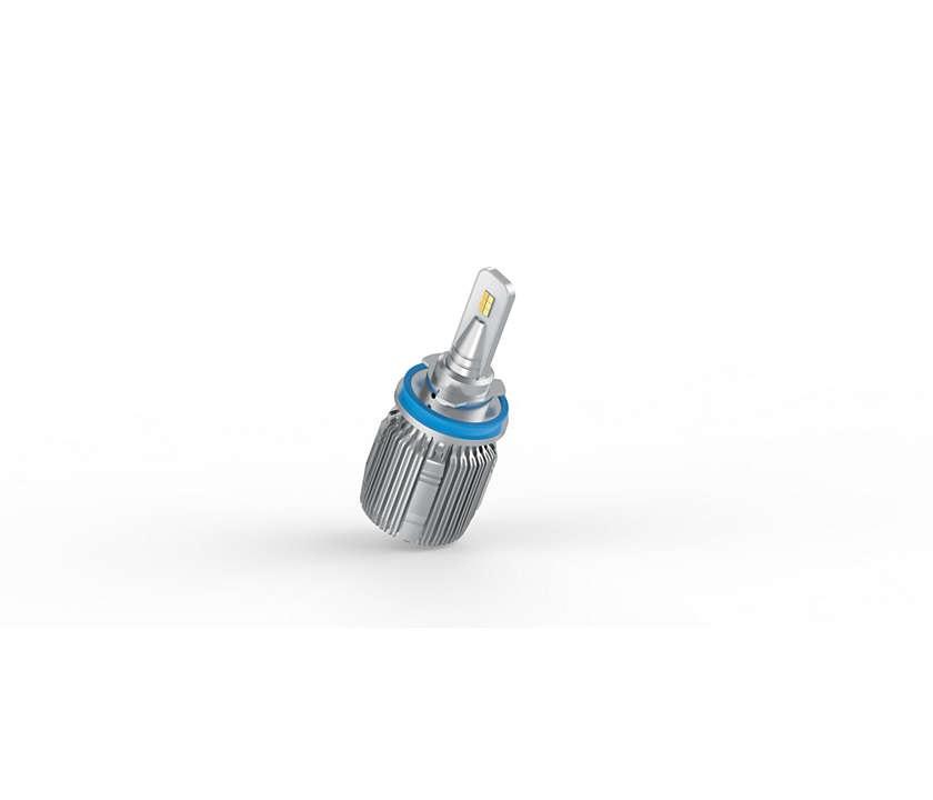 Bóng Đèn Sương Mù Xe Hơi Ô Tô Philips Ultinon Essential Dual CCT H16 Chuyển Đổi Màu 6500K&2500K