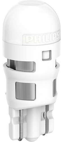 T10 LED 11961❤️Bóng đèn tín hiệu định vị đèn Demi nội thất xe ô tô/ xe hơi Philips Ultinon LED T10 LED 11961 12V 6000K - Trắng