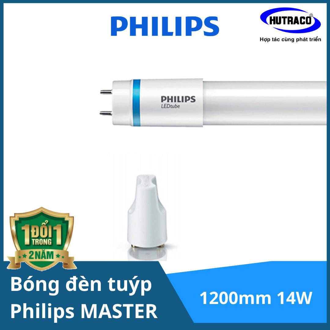 Bóng đèn tuýp 1m2 Philips MASTER LEDtube 1200mm HO 14W865 T8
