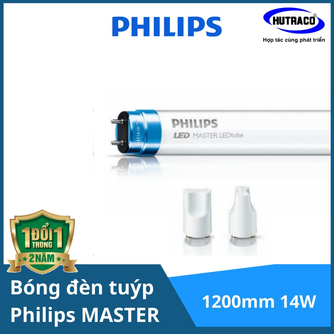 2 Bóng đèn tuýp Philips CorePro LEDtube 600mm 8W865 T8 AP I