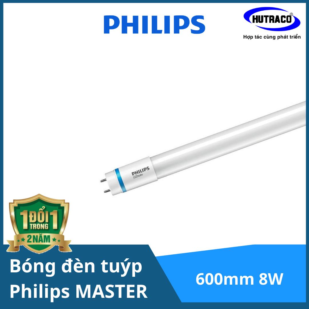 Bóng đèn tuýp Philips MASTER LEDtube 600mm HO 8W865 T8