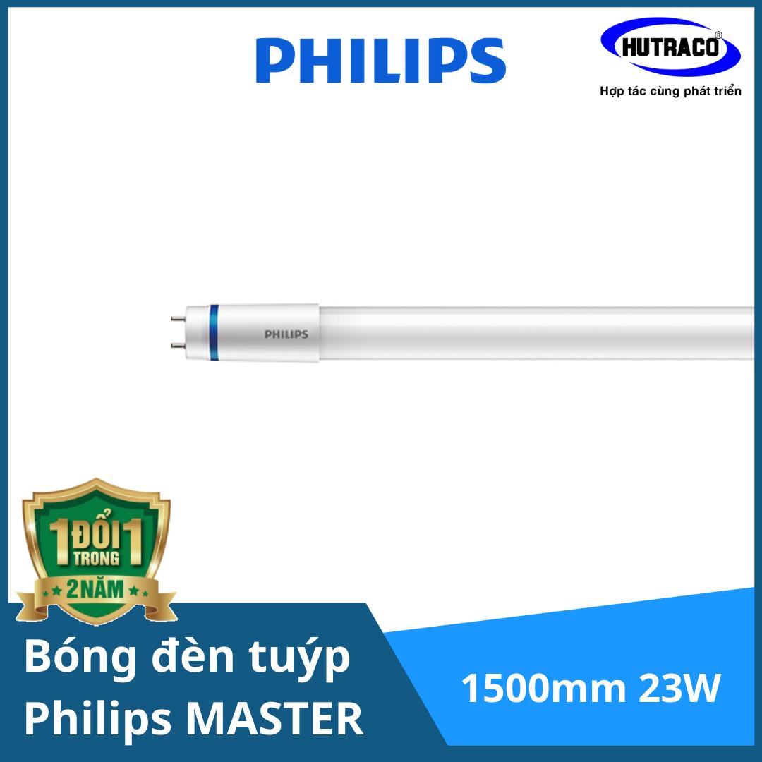 Bóng đèn tuýp 1m2 Philips MASTER LEDtube 1500mm UO 23W 865 T8
