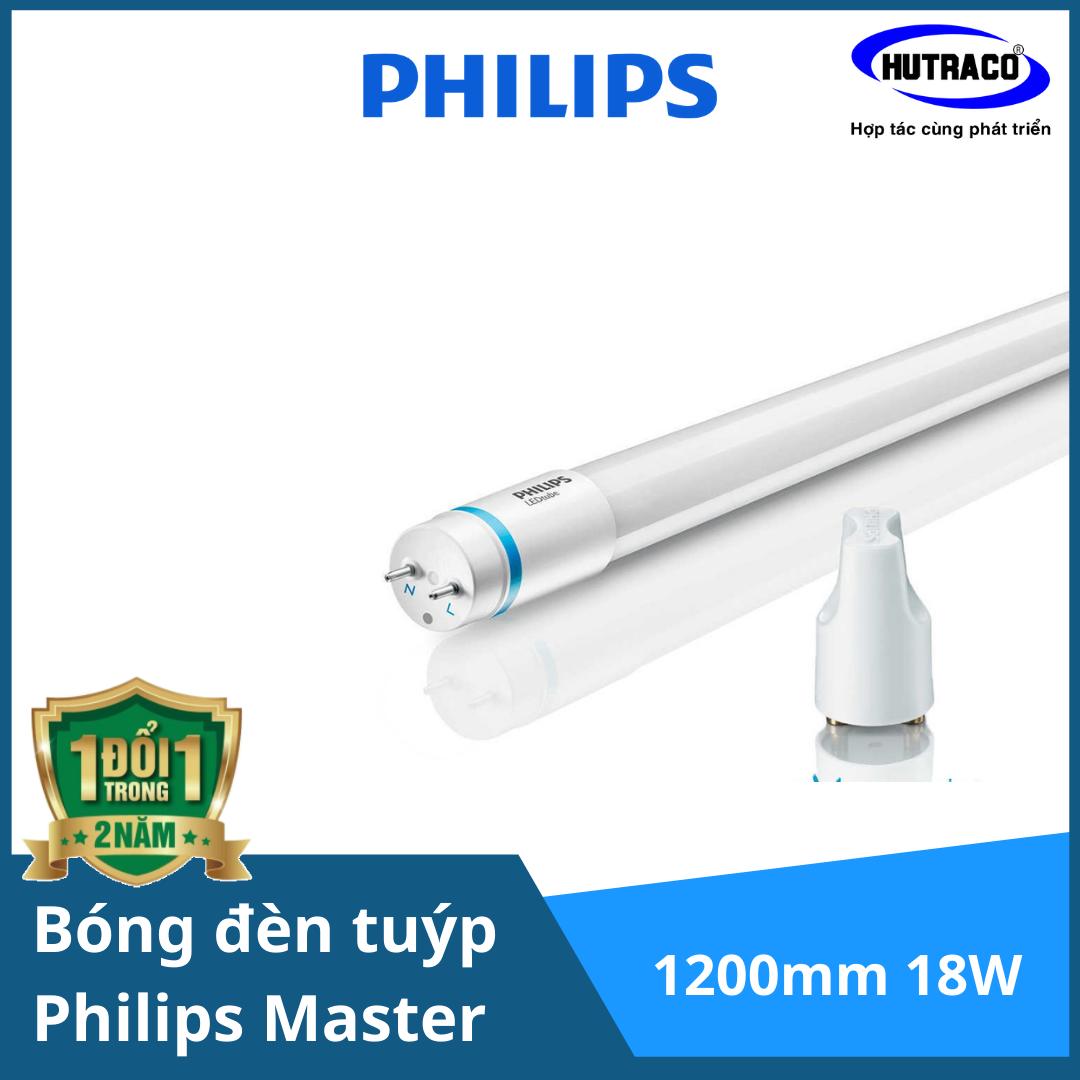 Bóng đèn tuýp 1m2 Philips Master LEDTube 1200 mm 18W 865 T8