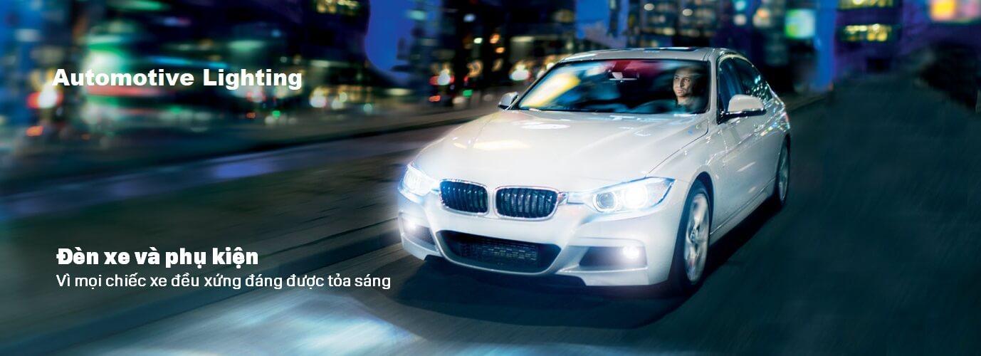 Bóng đèn xe hơi xe ô tô Philips
